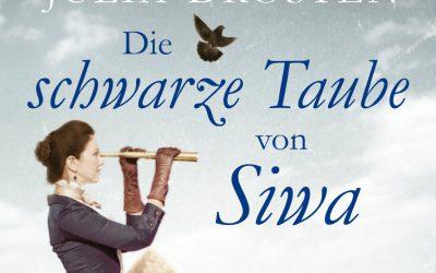 Im April zum Sonderpreis – Die schwarze Taube von Siwa als Kindle-Ebook