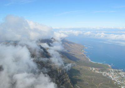 Küste an der Kapregion