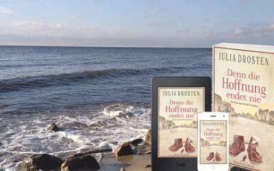 Die Ostsee rauscht in voller Brandung…