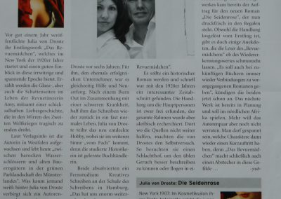 Münsterland Magazin, Winter 2010, Autor: yub