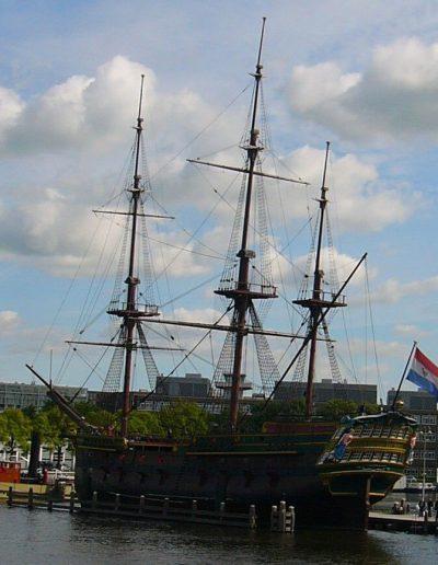 """Handelsschiff """"Amsterdam"""""""