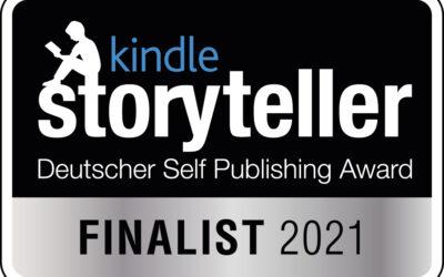 Finalisten beim Kindle Storyteller Award 2021