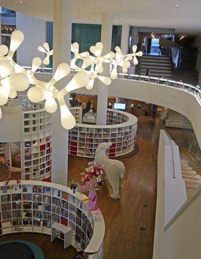 Stadtbibliothek Amsterdam