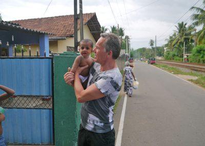 Horst mit Baby